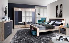 Łóżko Clair producenta Forte. Design Case, House Design, Interior Design, Bedroom, Furniture, Home Decor, Arrow Keys, Close Image, Ua