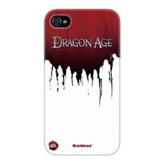 Iphone 4/4S Dragon Age <3