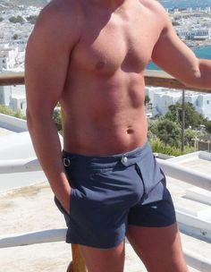 The Style Examiner: Swim-Ology: Probably the Best Men's Swimwear in the World?