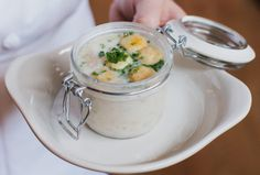 TODAY is National New England Clam Chowder Day! We're offering half-price chowder for lunch. Call 404.817.3650 for reservations.