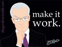 """Make it work"" Tim Gunn #illustration #drawing #TimGunn #ProjectRunway #MakeItWork #fashion #fashionconsultant #television #mentor #vector #vectorart #artwork #fanart #portrait https://www.facebook.com/diegocelmailustrador/"