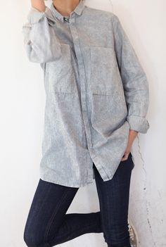Button downs & jeans