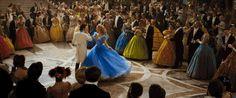 """Princesas Disney: Animaciones GIF de """"Cenicienta"""" 2015 (Cinderella 2015)"""