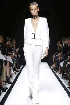 Balmain Ready To Wear Spring Summer 2015 Paris