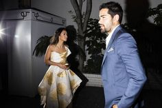 Before the Golden Globes, a Party at Chateau Marmont - -Wmag