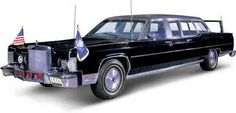 1977 Lincoln US Presidential Limousine