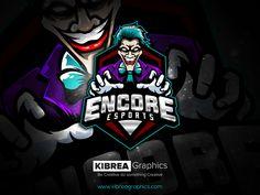 Joker Esports Logo by Kibrea Graphics