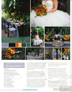 Published: The Wedding Ring Magazine - Kim Kalyn Photography - Parkside Victoria - EnVied Events - A Sea of Bloom Floral Design - Vancouver Island Weddings - VictoriaBCWeddings