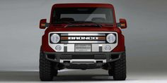 2020 Ford Bronco Concept Rendering - Page 2