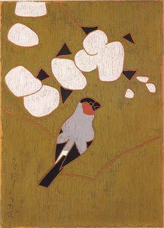 KUMAGAI Morikazu (1880~1977), Japan  熊谷守一