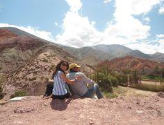 Viajar cerro de los siete colores
