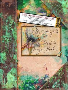 Lady Cottington's Pressed Fairy Book: 10 3/4 Anniversary Edition by Brian Froud http://www.amazon.com/dp/0810959429/ref=cm_sw_r_pi_dp_4Jcqub0S5SS2D