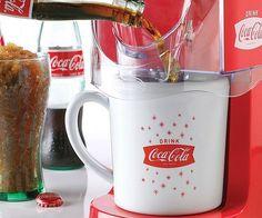 Coca-Cola Frozen Slushy Machine - https://tiwib.co/coca-cola-frozen-slushy-machine/ #Home+Office
