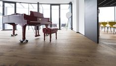 Be inspired by the music 🎹 Here at the Event Resort Scalaria with Admonter Oak Lapis rustic alpin floors. Natural Wood Flooring, Hardwood Floors, Hotel Interiors, Rustic, Inspired, Inspiration, Wood Floor Tiles, Country Primitive, Biblical Inspiration