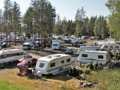 Caravan Kalajärvi, Peräseinäjoki, Seinäjoki. - Etelä-Pohjanmaa, Finland. Caravan, Finland, Recreational Vehicles, Camper Van, Campers, Camper Trailers, Single Wide