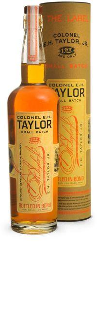 Colonel E.H. Taylor Bourbon