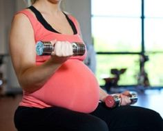 The Benefits of Exercising While Pregnant
