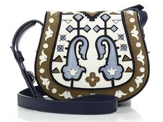 Tory Burch Mini Patchwork Crossbody Bag