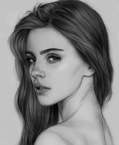 Best of Amazing Face Drawings (The best pictures of face drawings . - Best of Amazing Face Drawings - Realistic Pencil Drawings, Dark Art Drawings, Pencil Art Drawings, Realistic Sketch, Pencil Portrait Drawing, Drawing Portraits, Girl Pencil Drawing, Drawings Of Faces, Faces To Draw