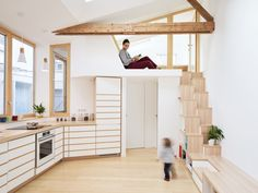 Before and After: A Renovated Artist's Studio Is Now an Airy, Efficient Home