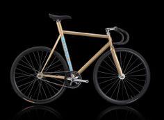 High Street Pursuit Track Bicycle by Adam Eldridge, via Behance