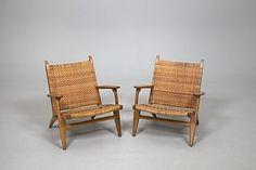 Pair of Hans Wegner Chairs