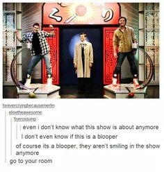 boys, castiel, dean winchester, funny, jared padalecki, jensen ackles, misha collins, sam winchester, spn, supernatural