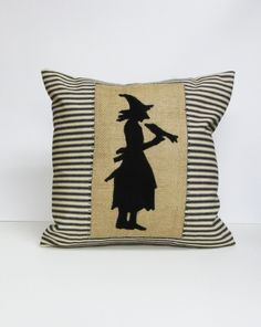 2014 Custom pillows - Decorative Ticking Stripe Pillow Pillow Cover # 2014 #Custom # Pillows # Cover #