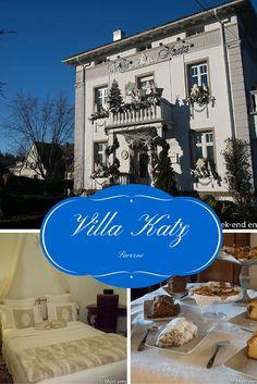 Hôtel en Alsace - Villa Katz à Saverne