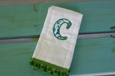 Letter C Burpee by SaltyKisses3 on Etsy, $12.00