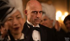 Meet the Characters of Cruella - D23 Mark Strong, New Disney Movies, Disney S, Life Of Crime, Live Action Film, Emma Thompson, Cinema Film, Partners In Crime, Upcoming Movies