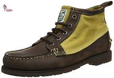 Sebago Filson Knight, Bottes Indiennes Homme, Marron (Rich Brown), 43 EU - Chaussures sebago (*Partner-Link)