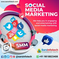 Social Media Marketing has now become a very important thing for your business. If you are still not utilizing the power of SMM, you will be left behind. So get to our experts and know more about it. #socialmediainfluencer #business #influencermarketing #socialmediatrends #startup #entrepeneur #onlinebusiness #socialmediamarketingagency #contentcreation #socialmediamarketingstrategy #digitalmarketingservices #digitalmarketing #contentcuration #onlineadvertising #startupbusiness Social Media Marketing Agency, Social Media Trends, Social Media Influencer, Influencer Marketing, Digital Marketing Services, Start Up Business, Online Business, Best Web Design, Web Design Company