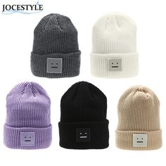 >> Click to Buy << Knit Ski Beanie Fashion Winter Women Men Beanie Ball Wool Cuff Hat Ski Cap Drop Shipping Warm Winter Hat New Style Casual Soft #Affiliate