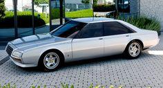 1980 Ferrari Pinin Four Door Sedan Concept