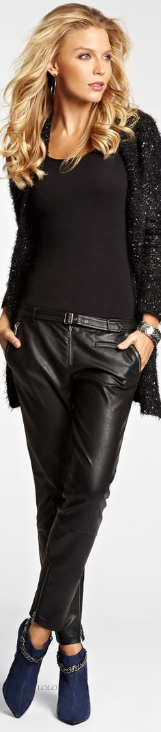 ~ ❤ ~ LEATHER GIRLS ~ ❤ ~ Guess