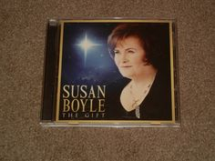 Susan BOYLE The Gift (CD, Music, Christmas, Female, Vocals, Sony Music, 2010)  #Christmas