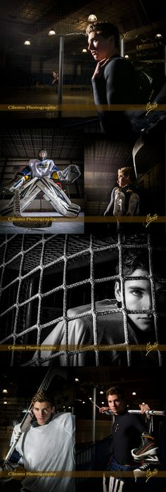 You've put in the work & built the skills - now capture the glory in your high school senior pictures. Arrange for your professional photographer to come to the rink for amazing hockey pictures. Hockey Senior Pictures, Male Senior Pictures, Senior Boys, Sports Pictures, Senior Photos, Girl Pictures, Hockey Shot, Hockey Goalie, Hockey Memes