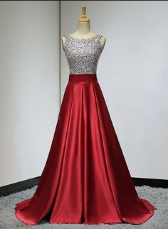 Open Back Prom Dresses · Sancta Sophia · Online Store Powered by Storenvy Gown Party Wear, Prom Party Dresses, Party Outfits, Bridesmaid Dresses, Indian Gowns Dresses, Evening Dresses, Dresses Dresses, Open Back Prom Dresses, Formal Dresses