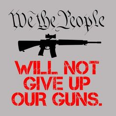Hot Dogs & Guns: We The People Will Not Give Up Our Guns