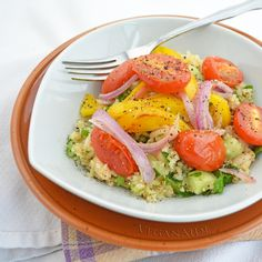 Vegetable Tabouli
