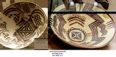 ceramică protoelamită perioada Susa I cca. 3500 î. Susa