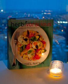 "Love this photo of ""Herbivoracious"" at R2L Philadelphia! Credit: Katharine Friedgen"