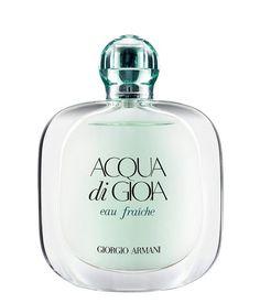 ACQUA DI GIOIA EAU FRAÎCHE. Acqua Di Gioia Eau Fraîche es un perfume que te transporta a una nueva experiencia de feminidad natural y radiante. Una celebración de la mujer y la naturaleza. www.prieto.es