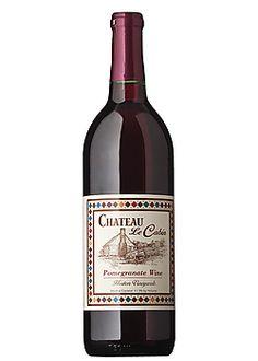 Horton Pomegranate Wine