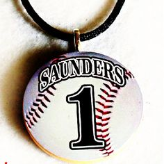 Great way to support your athlete - Personalized Sports Necklaces - Sherroll's Designs