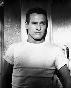 Paul Newman as Rocky Balboa. Love this movie. :)