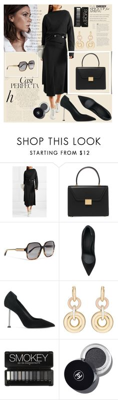 """Bez naslova #232"" by sabina-mehic123 ❤ liked on Polyvore featuring Victoria Beckham, Whiteley and SPINELLI KILCOLLIN"