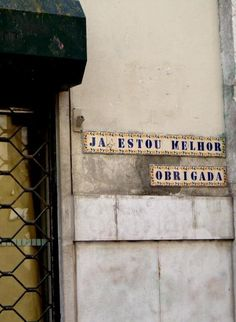 Baixa-Chiado- Lisboa, Portugal