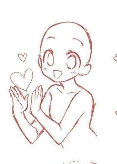 Manga Drawing Tips Anime Drawings Sketches, Cute Drawings, Drawing Techniques, Drawing Tips, Draw Chibi, Chibi Drawing, Chibi Sketch, Manga Drawing, Body Drawing Tutorial
